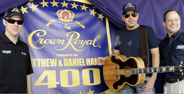 "Your ""They Very Well Can't Hold The Crown Royal 400 On The Lord's Day"" Open Thread"
