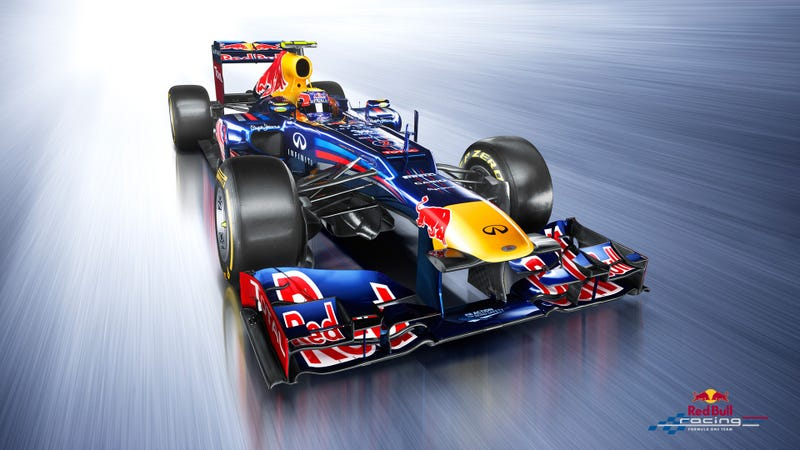 New F1 Regulations Might End Red Bull's Dominance in 2014