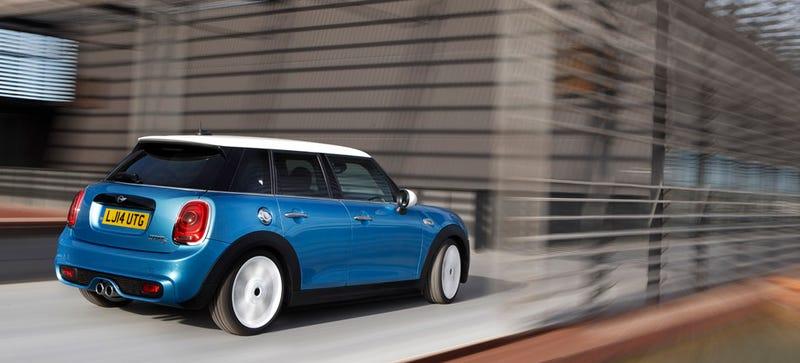 2015 Mini Cooper 5 Door: This Is It