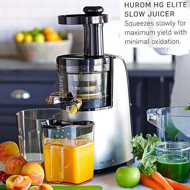 Hurom Slow Juicer Lemon : The 2014 Hater s Guide To The Williams-Sonoma Catalog