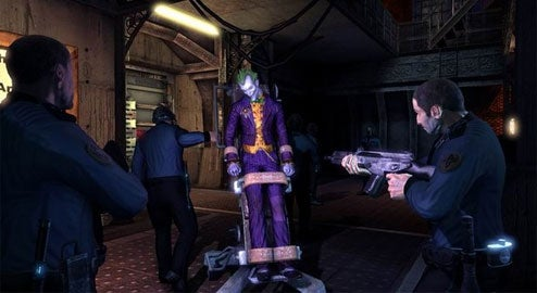 GameStop's Batman: Arkham Asylum Sweepstakes Is Go!