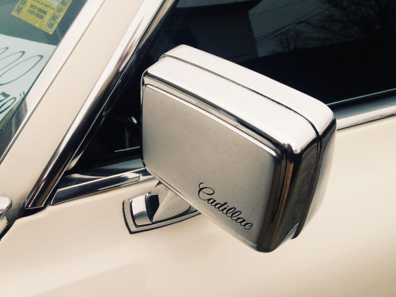 Tribute: Great Aunt Annie's 1970 Cadillac Calais
