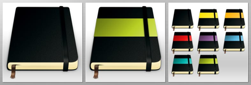 Moleskine Icons, Windows Edition