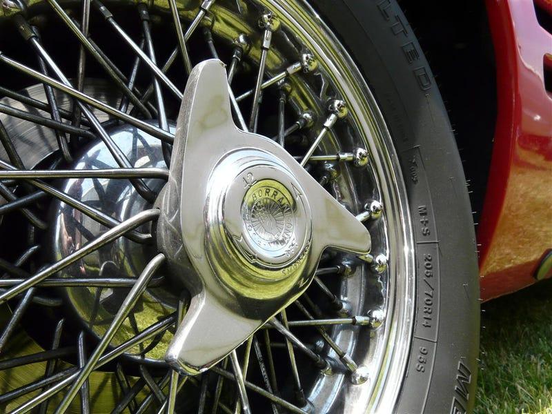 Wilt Chamberlain's 1967 Ghia 450SS Spyder