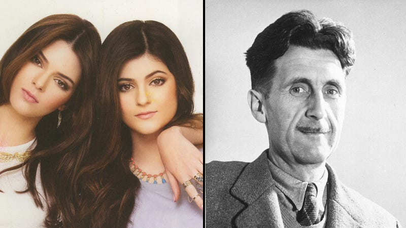 Jenner Sisters or George Orwell? Guess the Dystopian Fiction Author