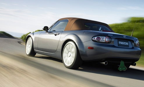 2012 Mazda MX-5 To Get Radical Refresh Says Mazda Design Boss