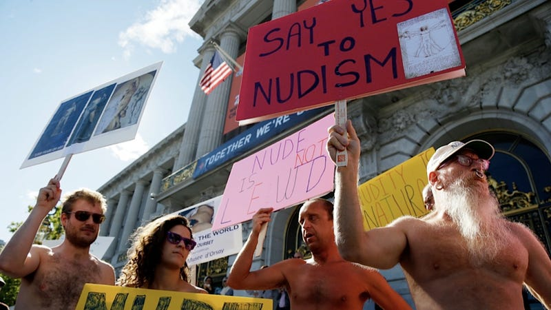 Nudity Ban in San Francisco Is Being Contested Because, Dammit, People Need to Air Out Their Junk