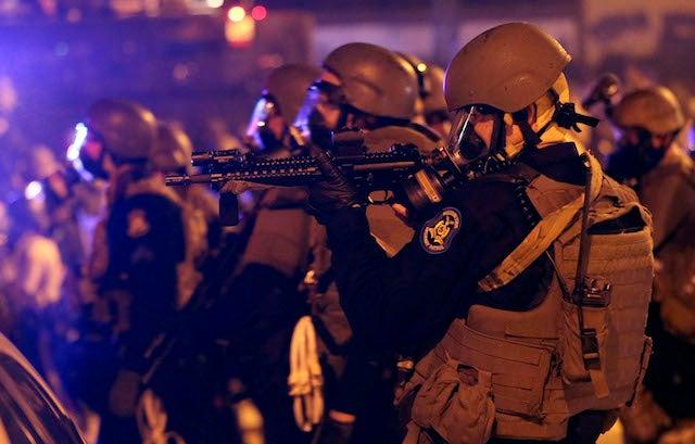 Missouri Governor Deploys National Guard to Ferguson
