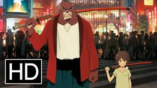Anime Film <i>The Boy and the Beast </i>Gets a Glorious Action-Filled Trailer