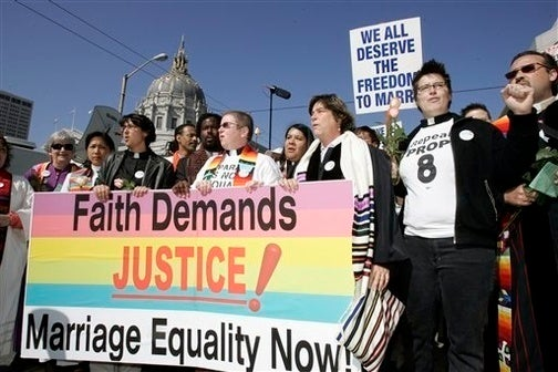 California Supreme Court Upholds Gay Marriage Ban