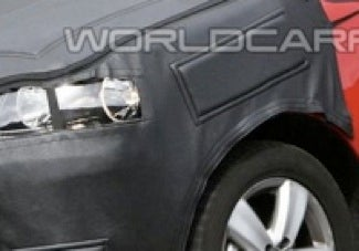 New VW Caddy Hides Facelift