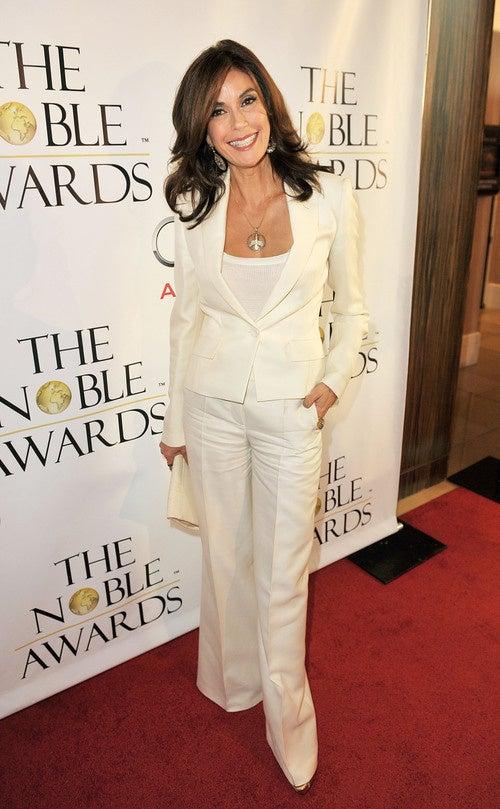 Mutual Admiration, Frocks At Noble Awards