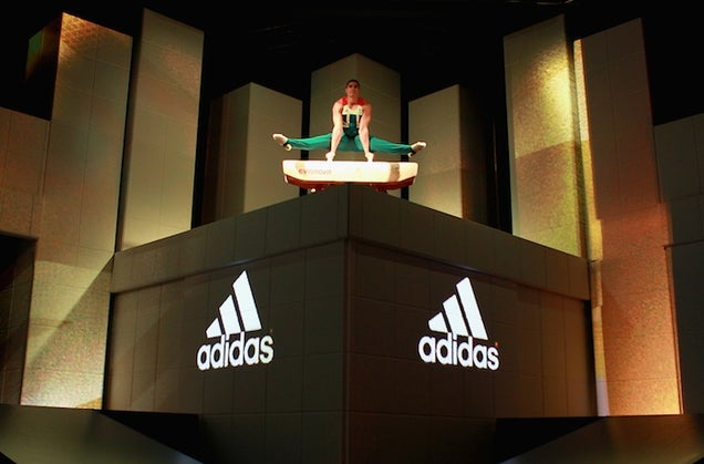 Adidas Is Having A Supremely Awkward Olympic Season