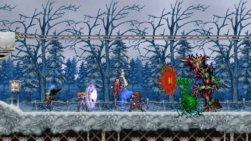 Castlevania: Harmony of Despair Review: Share In The Despair