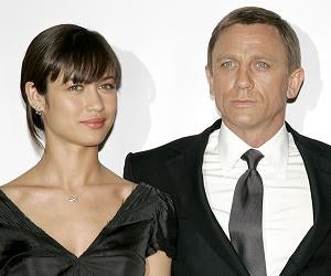 Daniel Craig Just Can't Catch a Break With The New Bond Girls