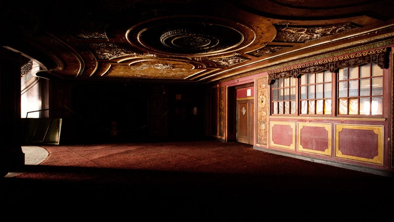 The Beautiful Decay of New York's Greatest Abandoned Movie Theater