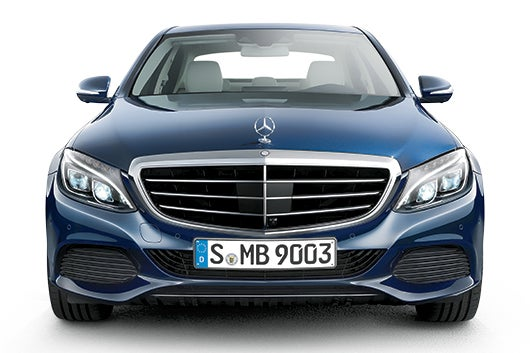 One Can Still Buy a Non-S-Class Mercedes-Benz with a Hood Ornament