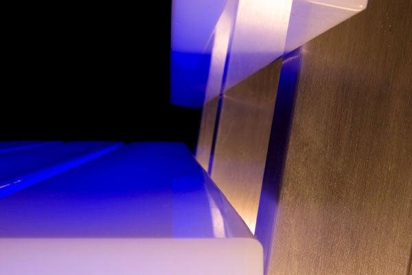 Frellstedt Light-Up Bench: Illumination For Bums