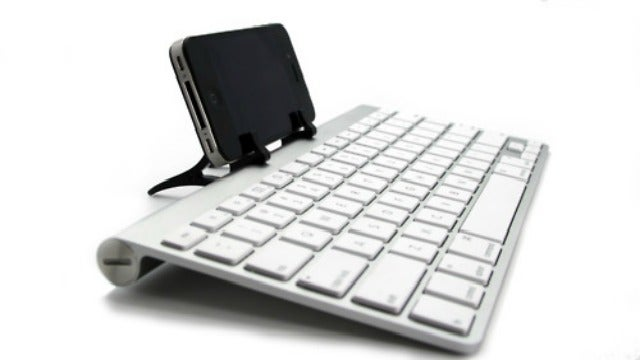 Prop Up Your iPad and Type Feverishly with a Wingstand
