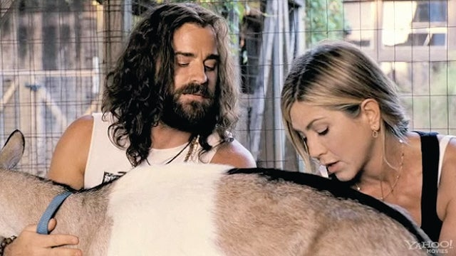 Ooh, It's Wanderlust, aka The Movie During Which Jen Aniston And Justin Theroux Fell In Hipster Love