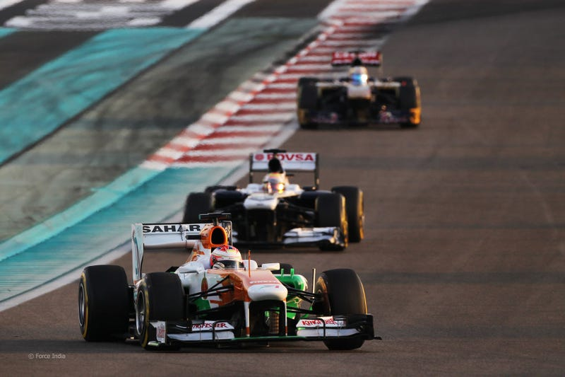Abu Dhabi Grand Prix in Pictures