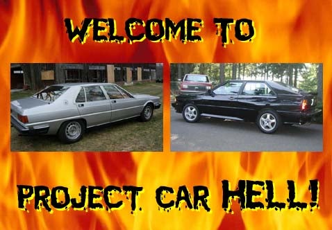 Project Car Hell, Fourth Circle: Quattro or Quattroporte?