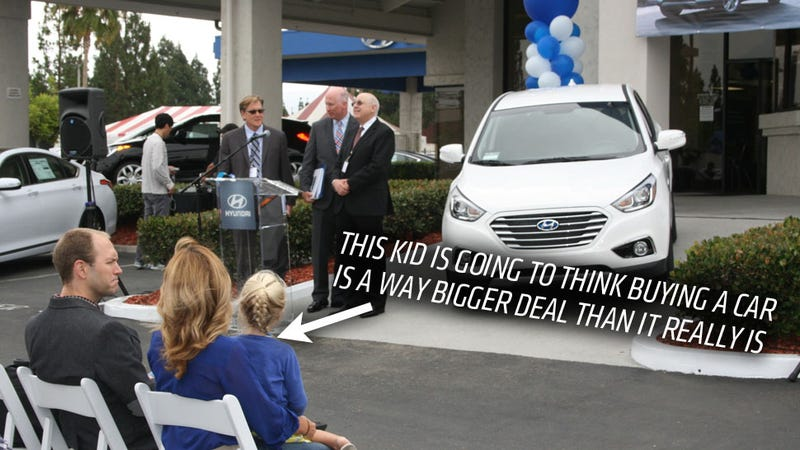 Why It's Great News That Hyundai's New Fuel Cell Car Is So Boring