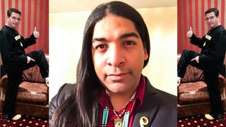 New Fake Indian Joins Old Fake Indian In NY High School's R-Word Fight