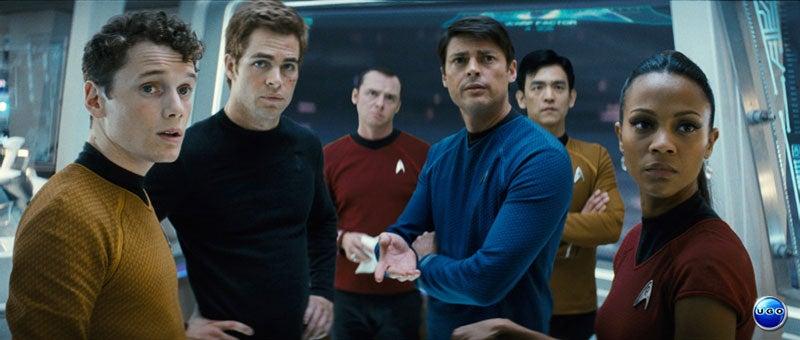 The New Star Trek Movie is Hunkarrific