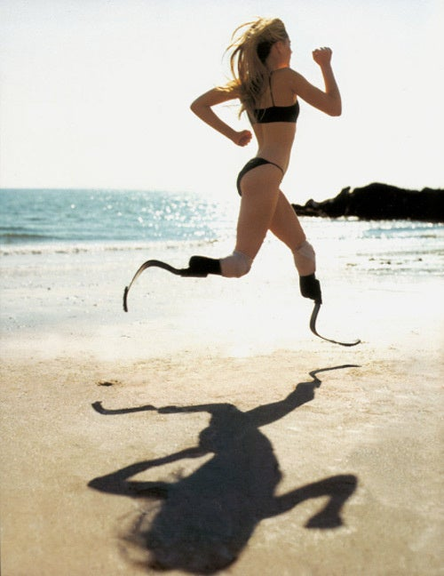 Portraits In Posthumanity: Aimee Mullins