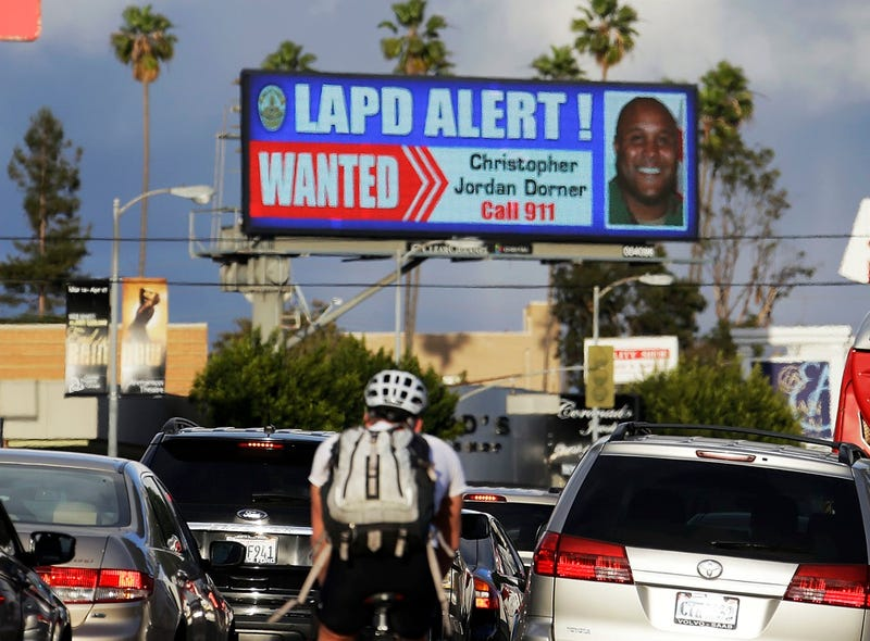 LAPD Suspect Christopher Dorner May Have Had Help in Trying to Escape to Mexico