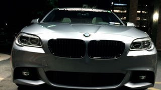 The Best Thing About This 2014 BMW 550i Is All The Technology