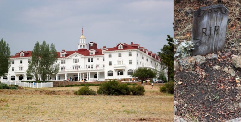 Hotel That Inspired The Shining Plans to Dig Up Its Pet Cemetery