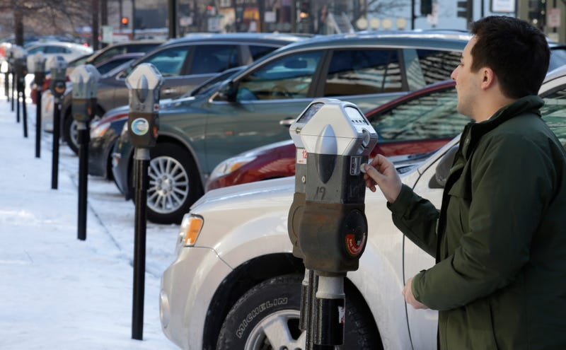 Detroit Is Owed $82 Million In Parking Tickets