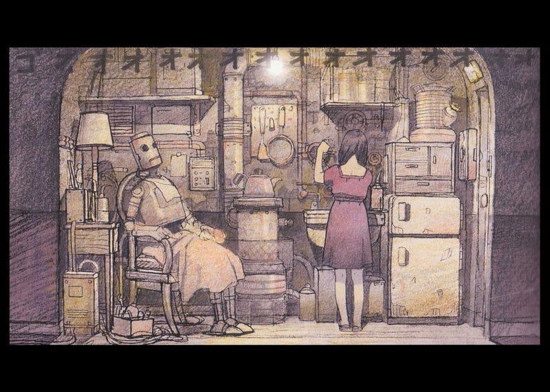 Tatsuyuki Tanaka's Cyberpunk Fairytales