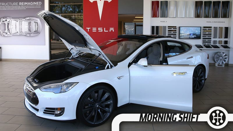 The Tesla Model S Still Considered Safe Despite The Odd Fire