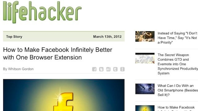Subscribe to the Lifehacker Newsletter for an Ad-Free Daily Read of Our Top Stories