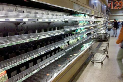 Snowpocalypse '10: Everybody Panic!