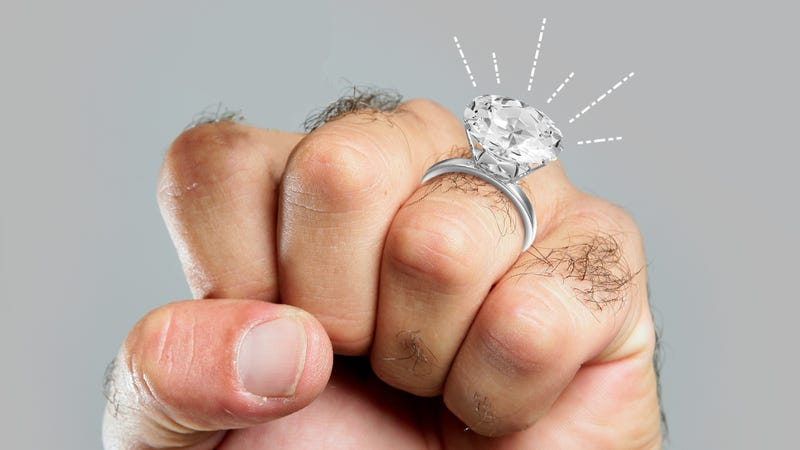 Eight ​Reasons Why the Mangagement Ring Should Totally Be a Thing