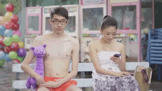 "Hong Kong Candy Commercial Is ""Surprisingly"" Sexual"