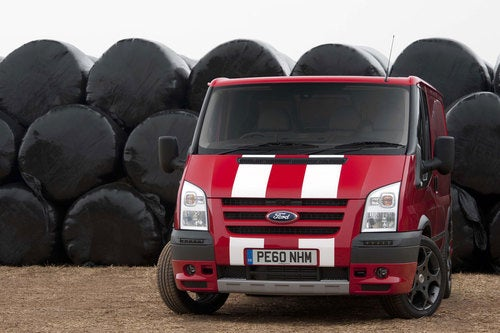The Ford Transit SportVan Is No Supervan