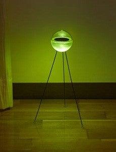 Sputnik Solar Lamp Brings Free Light to Your Yard