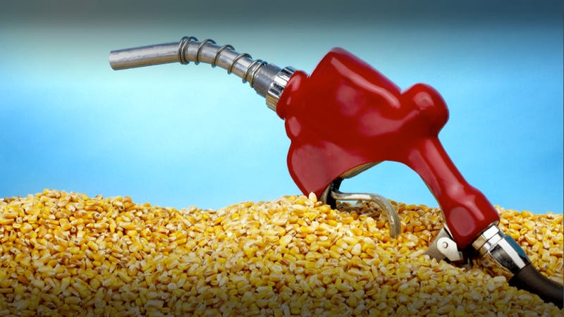 The White House May Waive The EPA's Ethanol Requirement