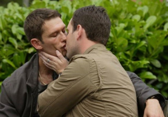 Facebook Apologizes For Censoring Gay Kiss Picture