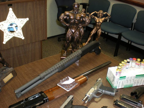 'Whole Lot Of People Puckered Up' After Florida Steroid Bust, Says Comical Backwoods Sheriff