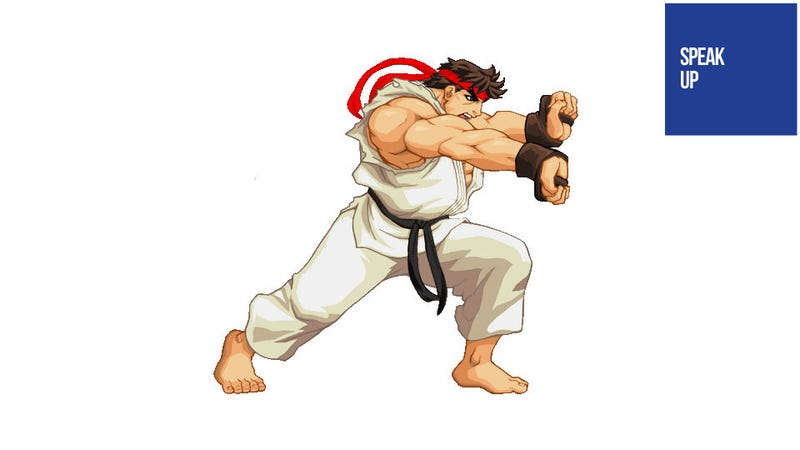 You Know What? Ryu Kind Of Sucks.
