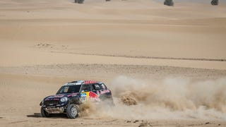 What It's Like To Drive The Car That Won The Toughest Race In The World