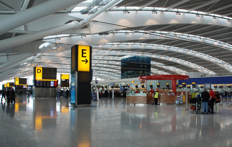 Heathrow Airport Needs Tightrope Walkers Just to Change Its Lightbulbs