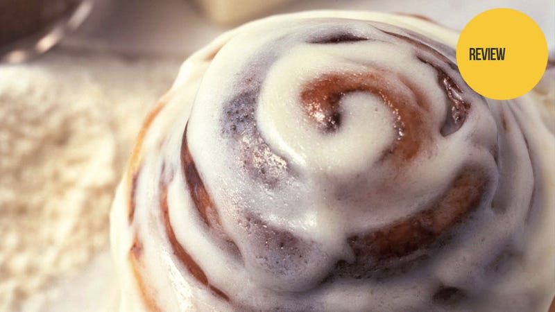 Cinnabon: The Snacktaku Review