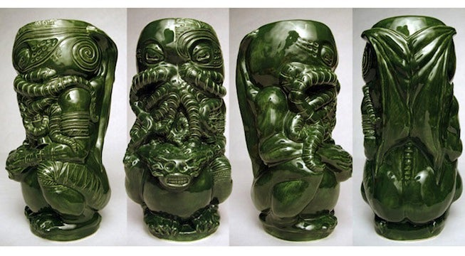 Crowdfund Cthulhu tiki mugs, a classroom-based RPG, and a documentary about Detroit